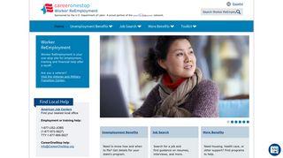 CareerOneStop ReEmployment Portal - New York Job Banks