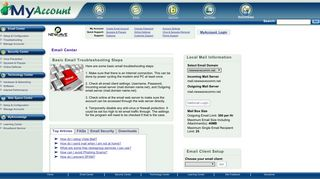 Email Center - New Wave Communications