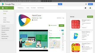 NextCrew - Apps on Google Play
