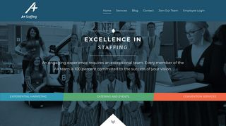 A+ Staffing | Excellence in Staffing