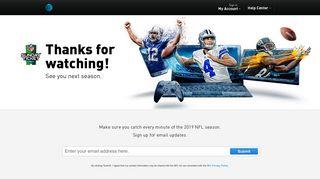 NFL Sunday Ticket Online Streaming   DIRECTV