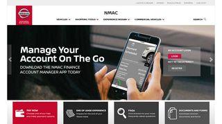 Nissan Finance Portal