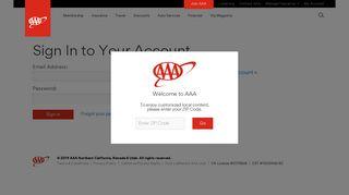 AAA Login - Manage & Renew Your Membership Account   AAA