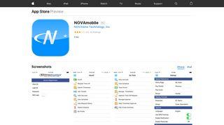 NOVAmobile on the App Store - iTunes - Apple