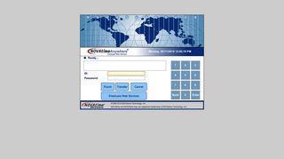 Employee Web Services Login