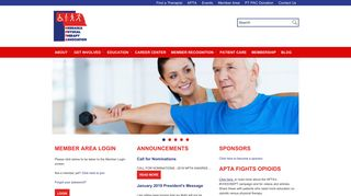 Nebraska Physical Therapy Association - Home Page