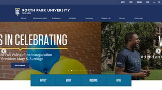 North Park University — Chicago's City-Centered Christian University