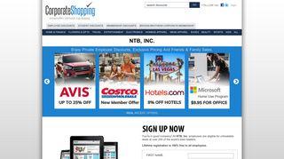 NTB, Inc. Employee Discounts, Employee Benefits, Employee Perks ...