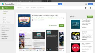 Adventures in Odyssey Club - Apps on Google Play