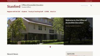 Office of Accessible Education | Student Affairs