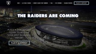 Las Vegas Stadium - Oakland Raiders