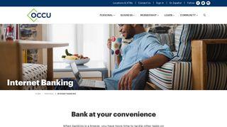 Internet Banking | Oregon Community Credit Union