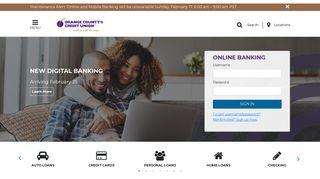Orange County's Credit Union