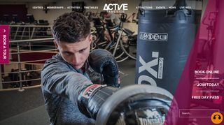 Active Tameside - Fitness in Tameside - Tameside Sports Trust ...