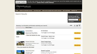 Special offer luxury hotels in the UK - Luxury Hotel Breaks