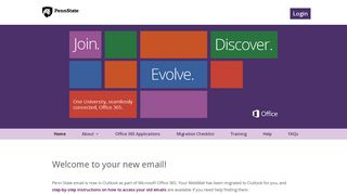 Office 365 at Penn State – Information on the project to roll out Office ...