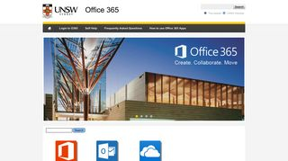 Office 365: Home