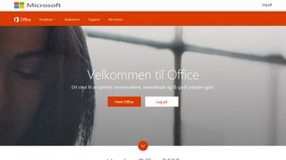 Velkommen til Office - Office 365 Login | Microsoft Office