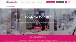 Employers | Office Angels UK