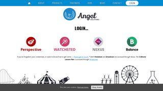 Login | Angel Solutions Ltd