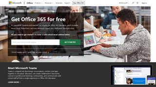 Office for Students, Teachers, & Schools - Microsoft Office - Office 365