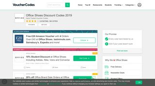 Office Shoes Discount Codes   February 2019   Tested & Working