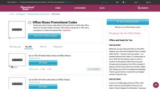 Office Shoes Promo Codes, New Online! - Promotional Codes
