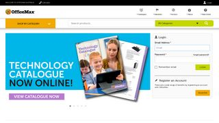 Office Supplies, Stationery & Products Online | OfficeMax Australia