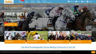 Online Betting Guide (OLBG) Best Bets, Sites, Offers & Strategy