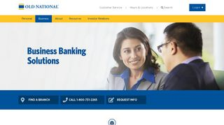 Business Banking | Old National Bank