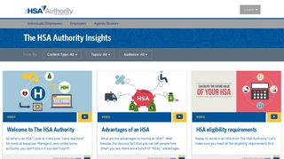 The HSA Authority Insights | Old National Bank