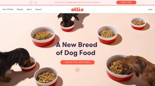 Ollie | Healthier Food for a Healthier Dog