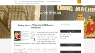 OMG Machines Review 2019 | Is OMG Machines Legit?