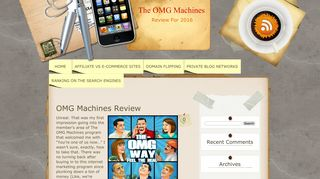 OMG Machines Review - The OMG Way?