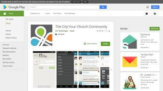 The City:Your Church Community - Apps on Google Play