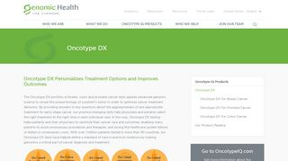 Oncotype Dx Physician Login