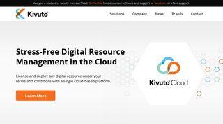 Kivuto   Digital Distribution & Management Solutions