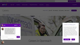 Openreach - BT Plc