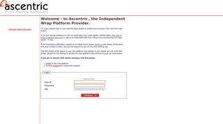 Login - FundsDirect