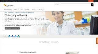 Pharmacy Network - Optum