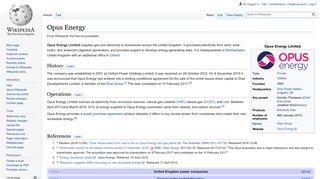 Opus Energy - Wikipedia
