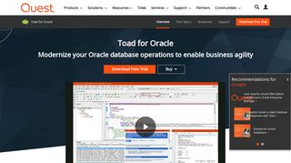 Best Oracle Developer and Administrator Database Software