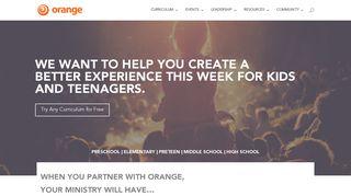 Think Orange - Think Orange
