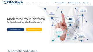 OrboGraph | Intelligent Payment Automation & Check Processing ...