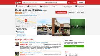 Oregonians Credit Union - 10 Reviews - Banks & Credit Unions - 6915 ...