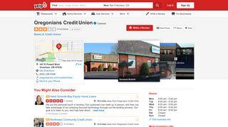 Oregonians Credit Union - Banks & Credit Unions - 247 E Powell Blvd ...