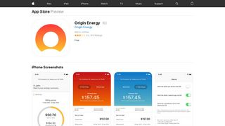Origin Energy on the App Store - iTunes - Apple