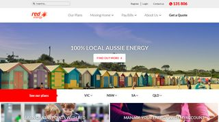 Red Energy - Electricity & Gas Providers