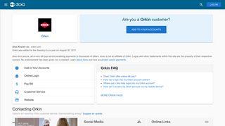 Orkin: Login, Bill Pay, Customer Service and Care Sign-In - Doxo