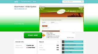 os.idealprotein.com - Ideal Protein - Order System - Os Ideal Protein